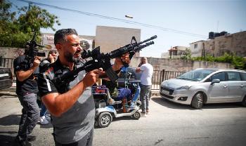 Terroristen-erffnen-das-Feuer-auf-israelische-Polizei-in-Samaria