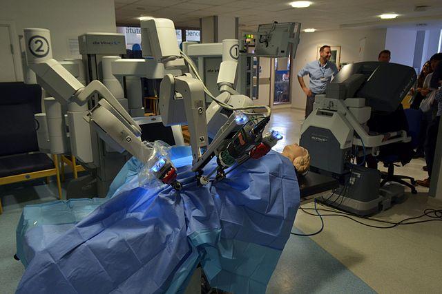 Warum wird ein Roboterchirurg im Wert von 2,5 Millionen US-Dollar nicht eingesetzt?
