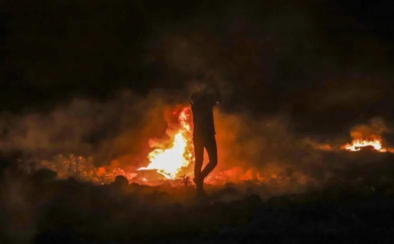 Gaza-Terroristen schicken mehr Brandballons nach Israel