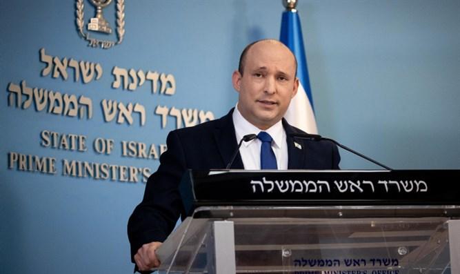 Bennett sagt jüdischen Organisationen, er werde die Spannungen mit der PA abbauen