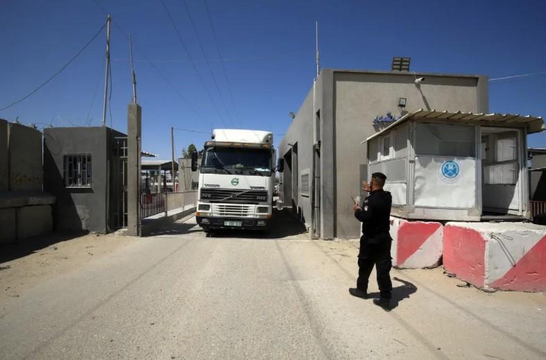 Israel schließt Grenzübergänge aus dem Westjordanland, Gaza vor Rosh Hashanah