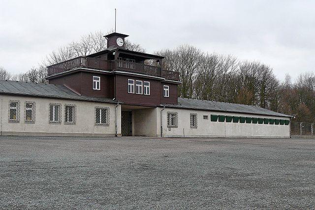 Auf dem Berg über Weimar: Schloss Ettersburg und KZ Buchenwald
