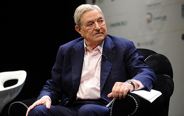 Soros fordert Repressionen für BlackRock