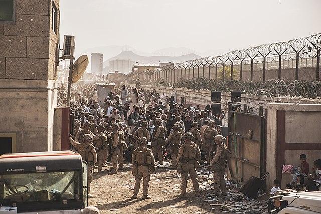 US-Militär: Veteranen bringen afghanische Verbündete in Sicherheit