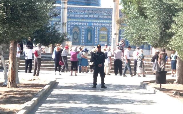 Neueste israelischen Menschenrechtsverletzung: Jüdische Feiertage