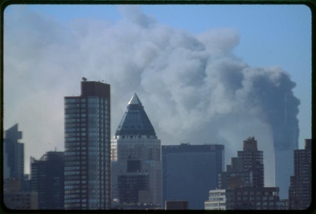 Am 11.09.2001 brach auch ein Weltbild zusammen
