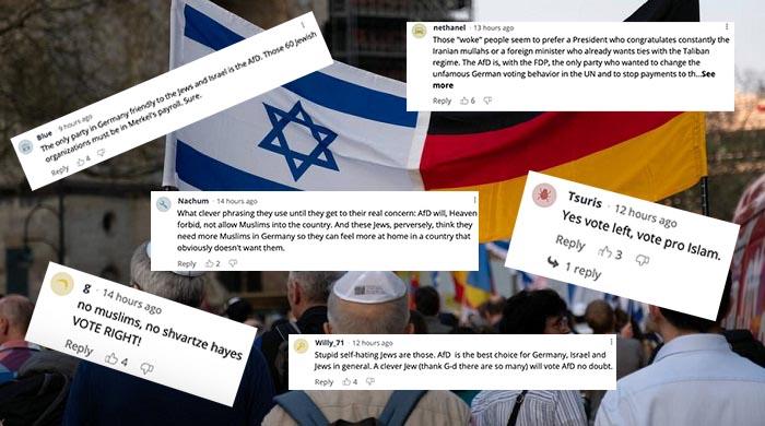 Israelis verurteilen einseitige Parteinahme des ZdJ gegen die AfD