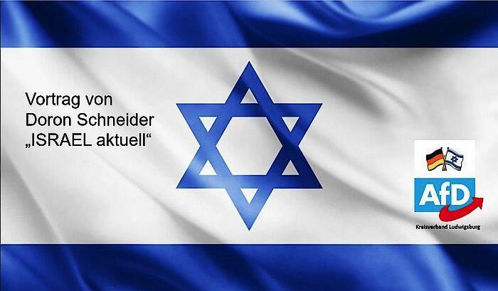 JAfD: »Israelfeindliche Politik nicht im Interesse der Juden in Deutschland«