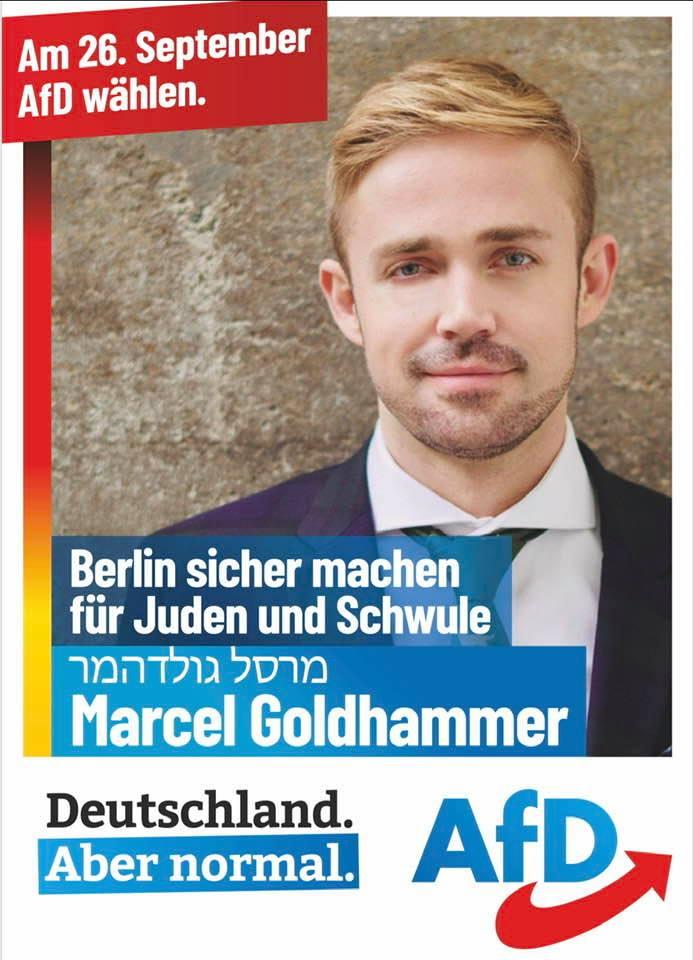 Henryk M. Broder: Juden gegen die AfD (?) [Video]