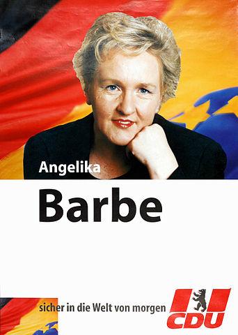 Ex-DDR-Bürgerrechtlerin Angelika Barbe ruft zur Wahl der AfD auf