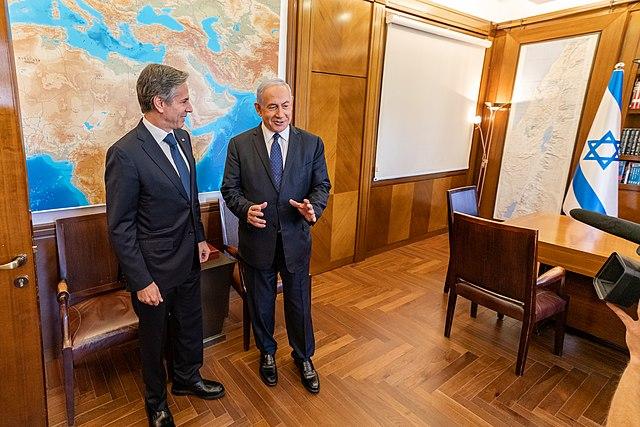 Zum Jahrestag des Abraham-Abkommens fordert Blinken eine stärkere Normalisierung mit Israel
