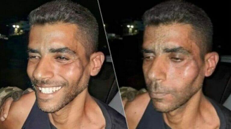 Palästinensische Medien retuschieren Fotos von festgenommen Terroristen