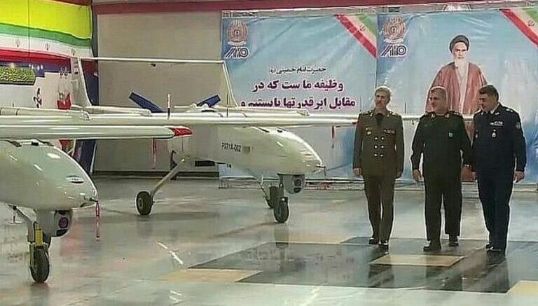 Iran bildet Terroristen an Drohnen aus