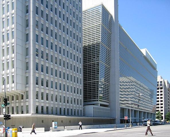 IWF-Chef wird beschuldigt, den Bericht der Weltbank zu Gunsten Chinas geändert zu haben