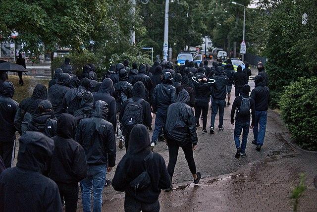 """Leipzig: """"Antifa""""-Gewalt explodiert - wo bleiben Sondersendungen von ARD und ZDF? [Video]"""