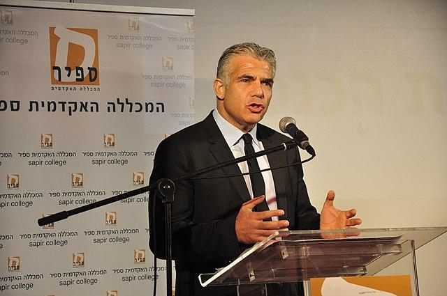 Yair Lapid: Der Mann hinter den Kulissen