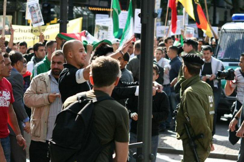 Eine Woche voller Antisemitismus