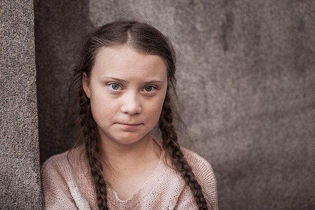 Greta kommt - Die infantilisierung der Politik