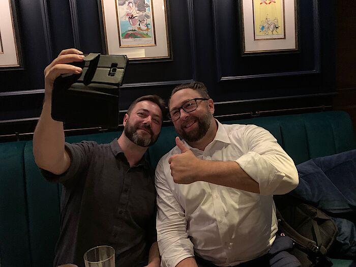 GETTR-Chef Jason Miller: »Wir werden keine Zensur dulden«