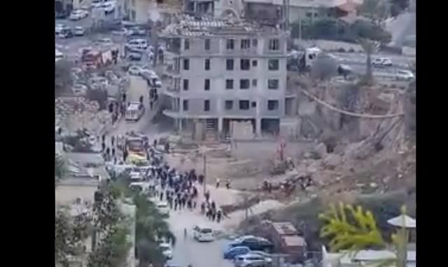 6 Verletzte bei Mauereinsturz in Kafr Kanna