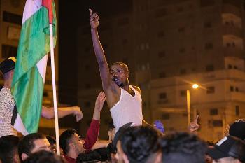 Palstinenser-feiern-heroischen-Gefngnisausbruch-und-rufen-zum-Schutz-der-Flchtenden-auf