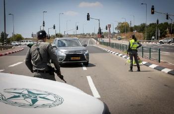 Fahndung-nach-entflohenen-palstinensischen-Terroristen-dauert-den-vierten-Tag-an