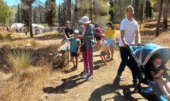 Tausende-Besucher-strmen-whrend-der-Sukkot--nach-Gush-Etzion