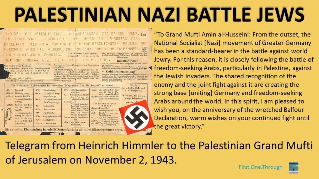 Antisemitismus nimmt heftig zu, weil Israel-Palästina ein religiöser Konflikt ist