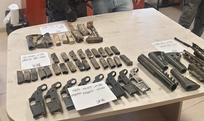 Israels Shabak will gegen illegale Waffen im arabischen Sektor vorgehen