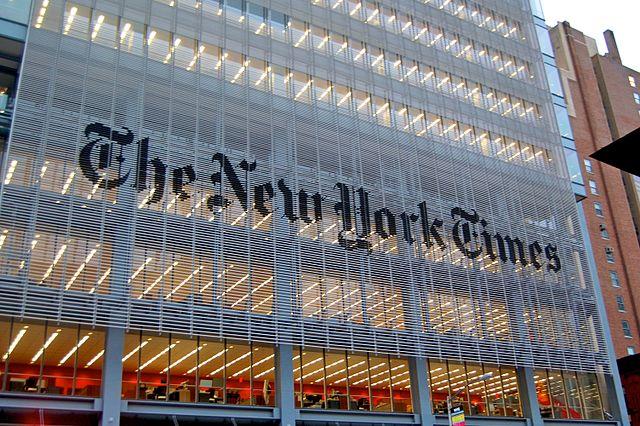 Die New York Times wittert jüdische Weltverschwörung