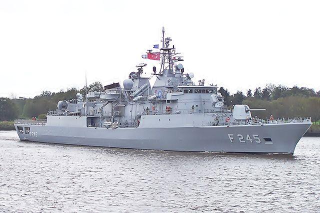 Türkische Fregatten bedrängen Erkundungsschiff vor Zypern