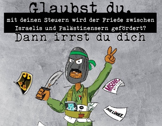 Israelis protestieren gegen Besuch von Angela Merkel