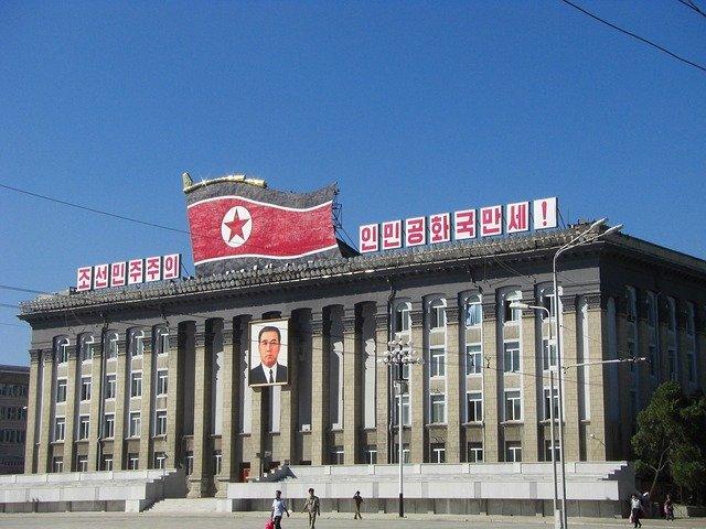 Kim Jong-un als Drogenhändler