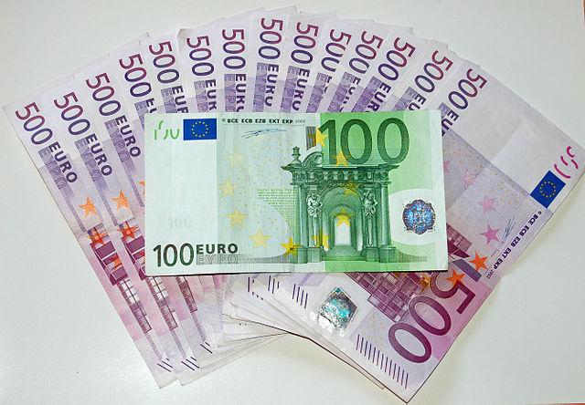 Deutsche fallen beim Geldvermögen weiter zurück