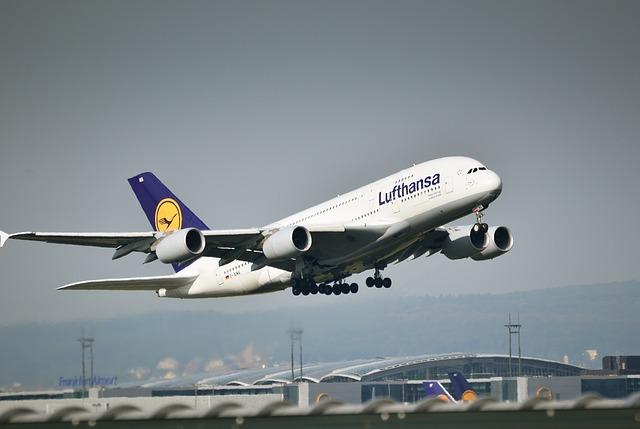 Lufthansa: Milliardenlasten durch EU-Klimapläne