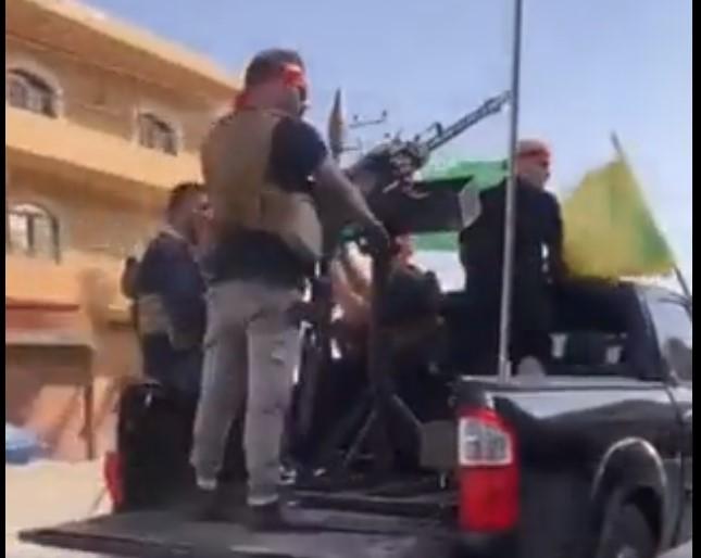 Die Spannungen in Beirut Straßenschlachten der Hisbollah mit Sicherheitskräften