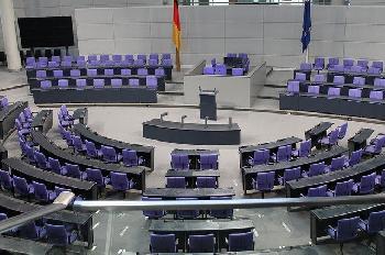 Bald eine Milliarde Euro für den Bundestag?