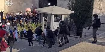 22-Personen-verhaftet-bei-Unruhen-in-Jerusalem-Video