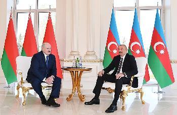 Lukaschenko macht den Erdogan