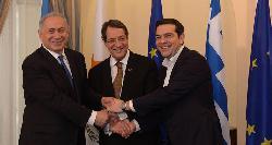 Neue Allianz mit Zypern und Griechenland