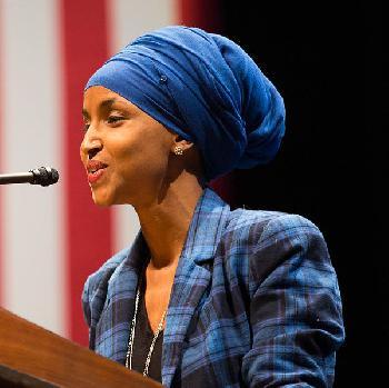 Wer finanzierte die antisemitische US-Abgeordnete Omar?