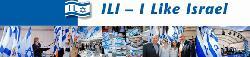 I like Israel - ILI-Tag 2017