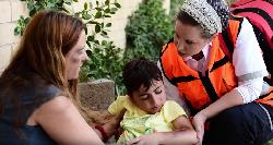 Israelische Organisation bringt Erste Hilfe in die Welt