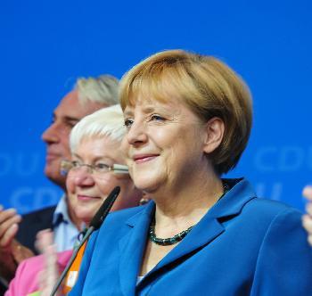 Merkel: Das Ehrenamt ist wichtiger Teil unseres gesellschaftlichen Zusammenhalts