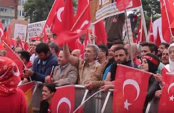Der türkische Despot und ein Moralapostel aus Deutschland