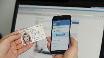 Erleichterte Online-Identifizierung im EU-Ausland