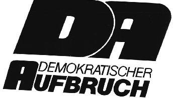 Heute vor 30 Jahren:  Demokratischer Aufbruch gründet sich