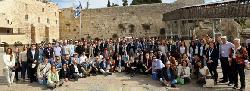 180 junge deutsche Talente zur Jubiläumsreise nach Israel