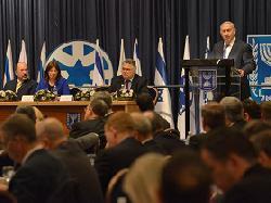 Präsident Rivlin und MP Netanyahu sprechen zu israelischen Botschaftern
