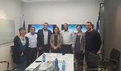 Programm zur massiven Jugendförderung in Samaria vorgestellt